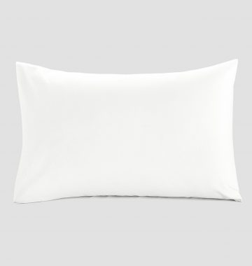 Microfiber White Pillow Insert